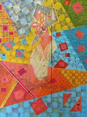 Painting - La Mancha by Franz Fox