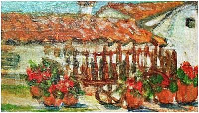 La Mancha Original by Mindy Newman
