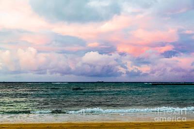 Photograph - Hawaiian Evening by Jon Burch