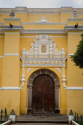 Grimm Fairy Tales - La Merced Church Antigua Guatemala by Douglas Barnett