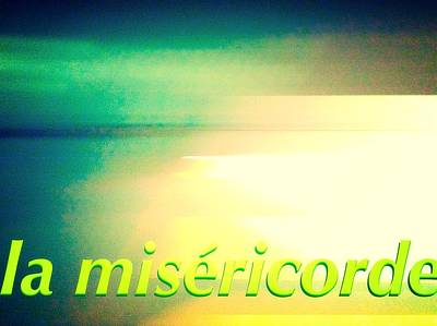 Digital Art - La Misericorde Mercy by Contemporary Luxury Fine Art