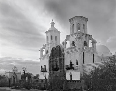Photograph - La Mision San Xavier Del Bac by Nathan Mccreery