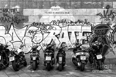 Photograph - La Murga by John Rizzuto