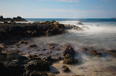 Photograph - La Perouse Bay Long Exposure by Jennifer Ancker
