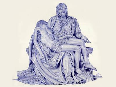 La Pieta Original by Chito Seno