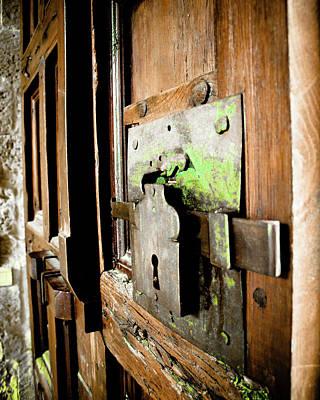 Photograph - La Porta Chiusa by Steven Myers