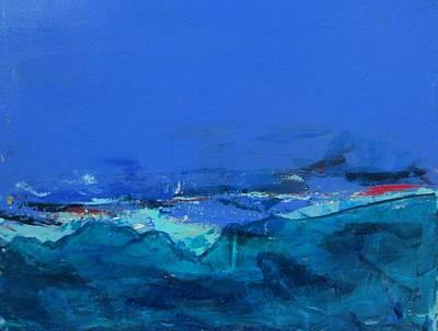 Painting - La Promesse by Francine Ethier