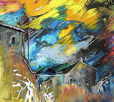 Painting - La Provence 20 by Miki De Goodaboom