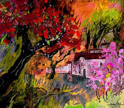 Painting - La Provence 22 by Miki De Goodaboom