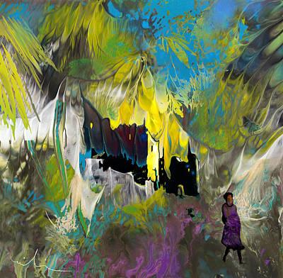 Painting - La Provence 24 by Miki De Goodaboom