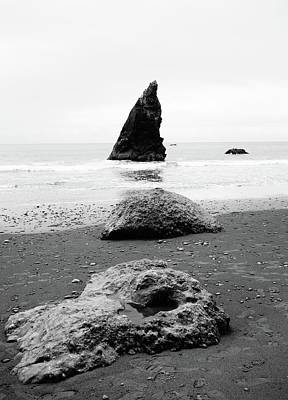 Photograph - La Push Contrast by Dan Sproul