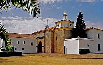 Photograph - La Rabida Monastery - Huelva by Juergen Weiss