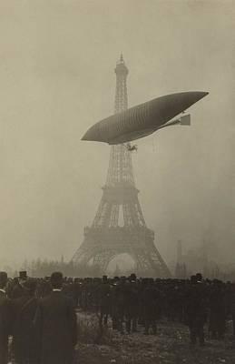 Observer Photograph - La Republique A Semi-rigid Surveillance by Everett