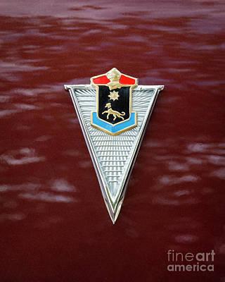 Photograph - La Salle Emblem by Dennis Hedberg