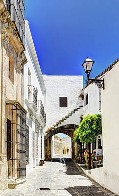 Photograph - La Segur Gate In Vejer by Weston Westmoreland