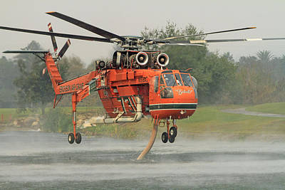 Sean Rights Managed Images - La Tuna Fire 21 Royalty-Free Image by Shoal Hollingsworth