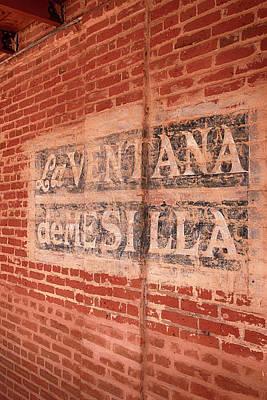 Photograph - La Ventana De Mesilla by Chris Smith