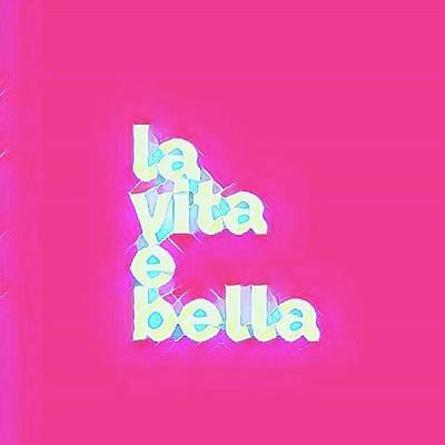 Expression Photograph - La Vida E Bella #lavidaebella by Naomi Ibuki