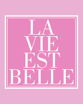 Royalty-Free and Rights-Managed Images - La vie est belle by Studio Grafiikka