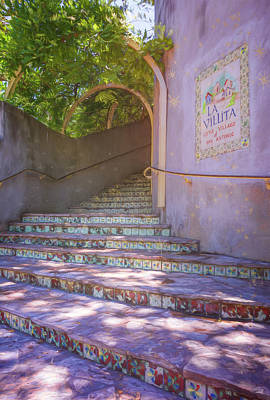 Photograph - La Villita San Antonio Texas by Joan Carroll