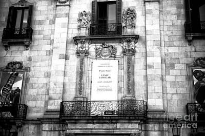 Photograph - La Virreina Centre De La Imatge by John Rizzuto