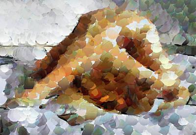 Abstract Mixed Media - Labor Ipse Voluptas by Sir Josef - Social Critic - ART