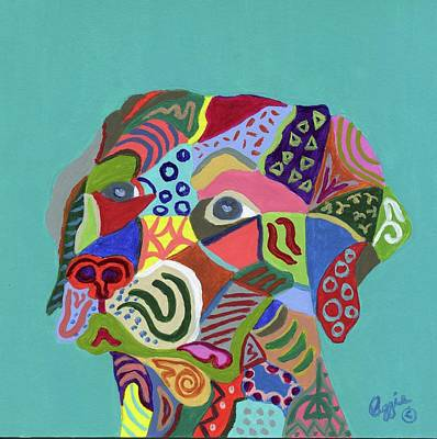 Painting - Labulous by Stephanie Agliano