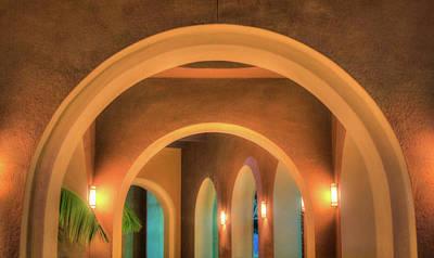 Photograph - Labyrinthian Arches by T Brian Jones