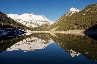 Photograph - Lac D'oredon by Stephen Taylor
