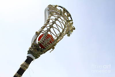 Photograph - Lacrosse 2 by Kristy Jeppson