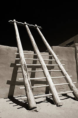 Photograph - Ladder To The Sky by Gary Cloud