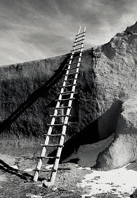 Photograph - Ladder To The Sky by Gia Marie Houck