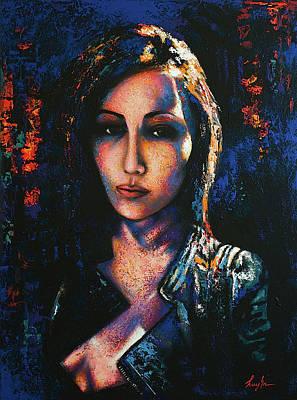 Painting - Ladee by Hayk Matsakyan