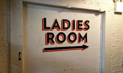 Photograph - Ladies Room by Rob Hans