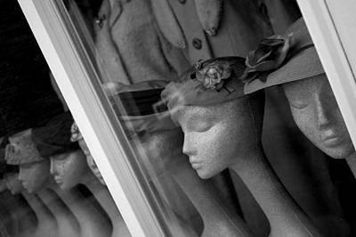 Digital Art - Ladies Waiting by Patrick Groleau