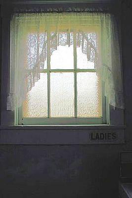 Photograph - Ladies Window by Paulette Maffucci