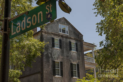 Photograph - Ladson Street by Dale Powell
