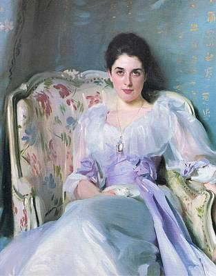 Agnew Painting - Lady Agnew by John Singer