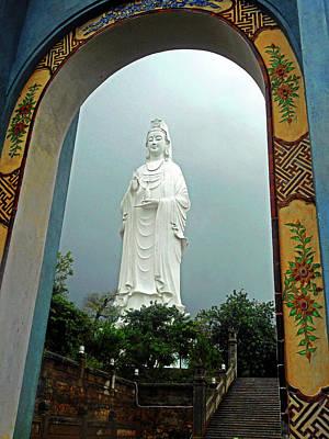 Photograph - Lady Buddha 11 by Ron Kandt