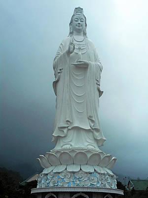 Photograph - Lady Buddha 5 by Ron Kandt