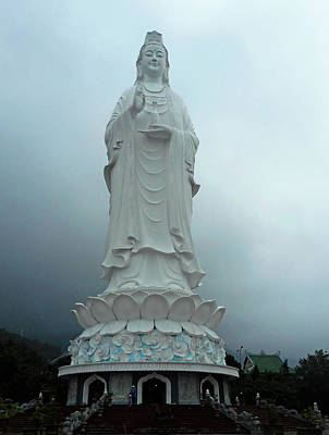 Photograph - Lady Buddha 6 by Ron Kandt
