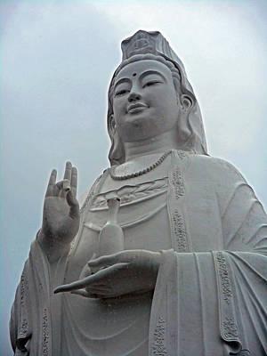 Photograph - Lady Buddha 7 by Ron Kandt