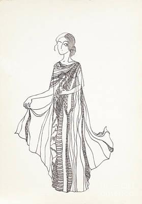 Lady Costume Original