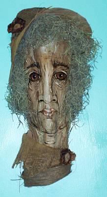 Lady In A Tree Original