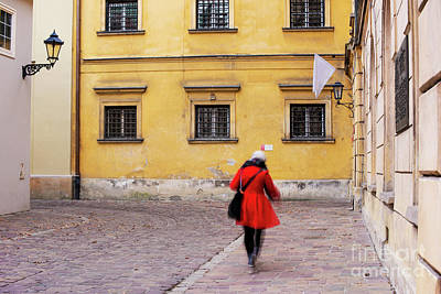 Photograph - Lady In Red by Juli Scalzi