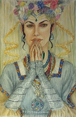 Lady Original by Judy Riggenbach
