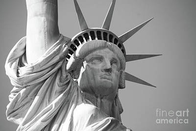 Photograph - Lady Liberty by Cindy Manero
