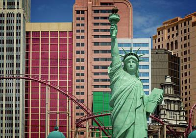 Photograph - Lady Liberty II by Ricky Barnard