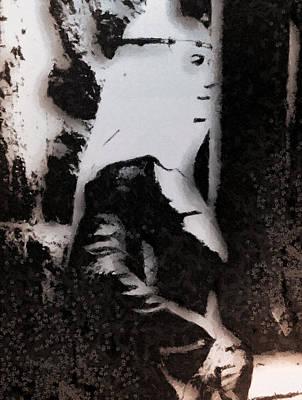 Digital Art - Lady Of Medieval Fashion by Mario Carini