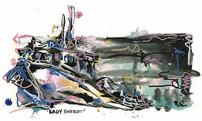 Painting - Lady Sherbert by Robert Joyner